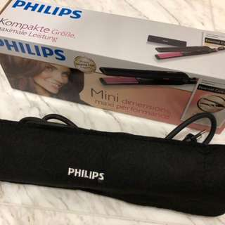 Philips Hair Straightener (Mini)