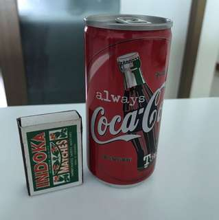 Coca-Cola Always 200ml Japan Collectibles