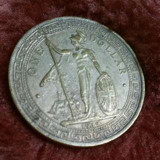 old hk coin 1912
