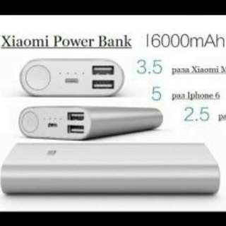 Xiaomi 正貨小米行動電源 16000 mAh / Original Mi power bank