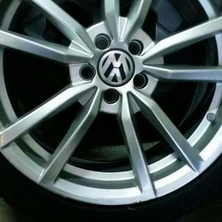 17' Audi Design Rim For Polo