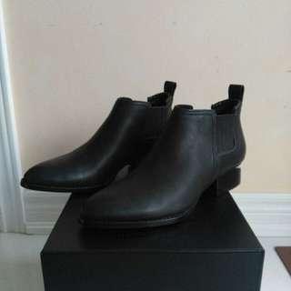 Alexander Wang Kori Boots Silver