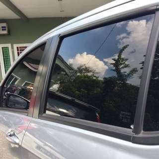 Tinted Mudah Alih (Sesuai utk semua jenis kenderaan)