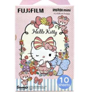 Hello Kitty Polaroid Film (10 per box) EXPIRY APR 2018
