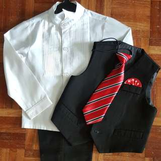 3pc Suit Set for Boy