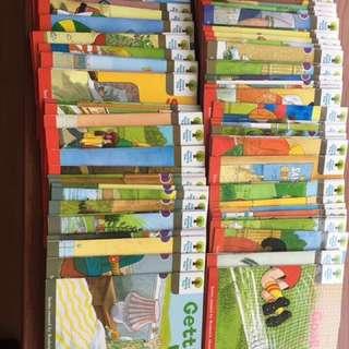 BN Oxford reading Tree stage 1 (FULL SET 102books)