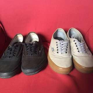 2 Vans Shoes Size 10