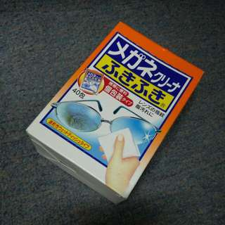 日本小林抹鏡紙40張