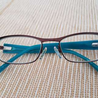 Fcuk glasses frame