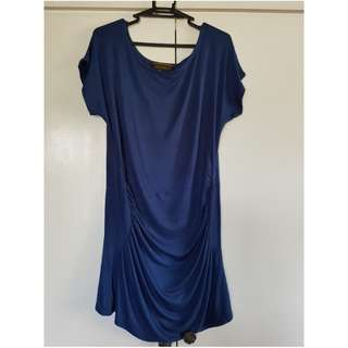 Ensembles blue short dress (M)