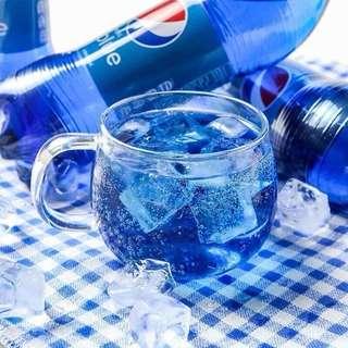 峇里島限定藍可樂