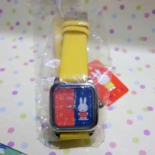 Miffy 手錶 42 正版 清貨 big sale