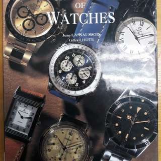 World of Watches book