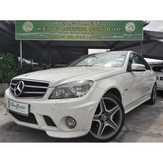 2009 M/BENZ C200 1.8(A) AMG HIGH SPEC