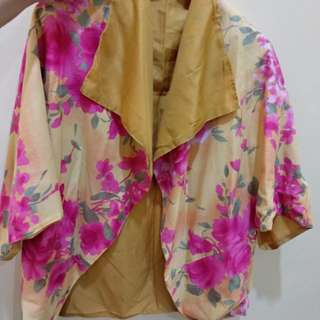 Flowers Batwing Outer