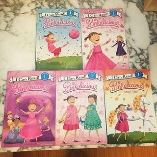 Pinkalicious Books Sets of 5