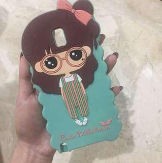 Casing Samsung Note3 Kawaii Girl