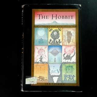 THE HOBBIT by Tolkien (hardbound)