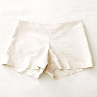 Ann Taylor Adorable Petite Linen Shorts