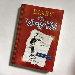 Diary of a Wimpy Kid (English/Inggris Version)