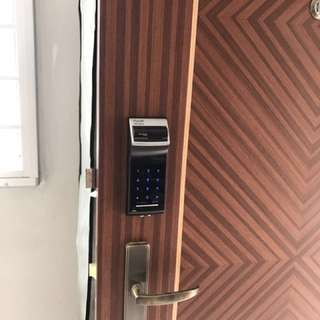 Gateman wf20 digital lock door