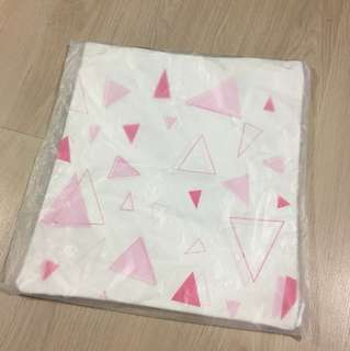 Laneige Tote Bag (pink and white)