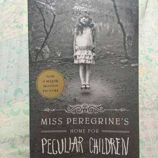Miss Perigrine's Home for Peculiar Children