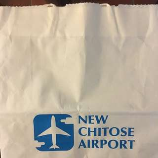 New Chitose Airport Paper Bag