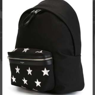 Saint Laurent Hunting backpack / star backpack