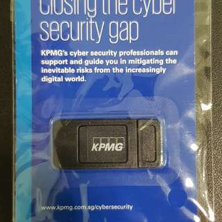 (BN) KPMG laptop webcam cover