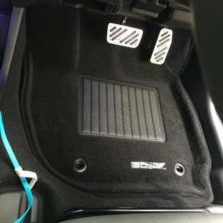 3D Maxpider Car Mat - Honda HR-V/Vezel