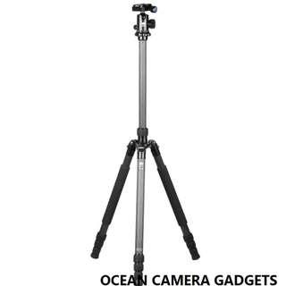 Sirui T1204X/T1205X camera carbon fiber travel tripod+G10kx E10 ballhead