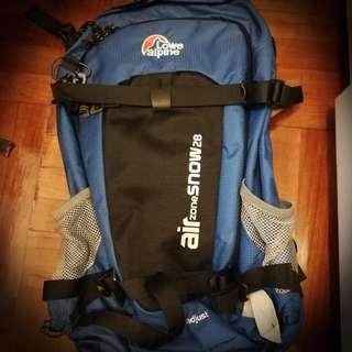 lowe alpine 背包 背囊