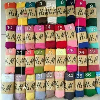 Printed shawl h&m