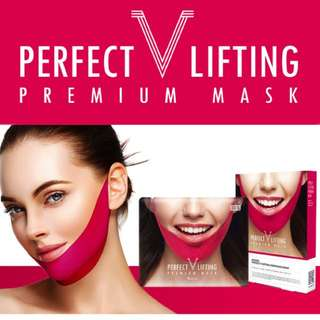 Avajar Perfect V Lifting Premium Mask