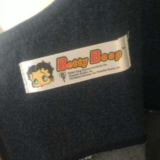 Dress Jeans Betty Boop ORI