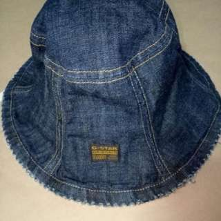 Gstar bucket hat new with tags