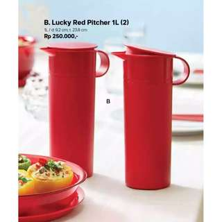 Lucky Red Pitcher 1L
