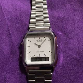 Vintage Casio Watch - bought from Japan