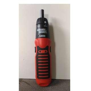 Black & Decker Alkaline screwdriver