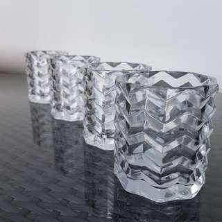 Glass Candle Holder High Quality