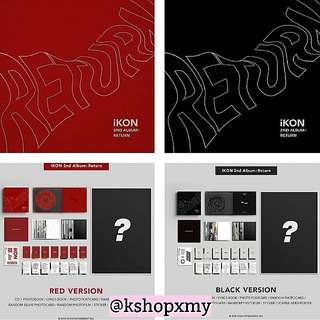 "IKON Album Vol. 2 - "" Return """