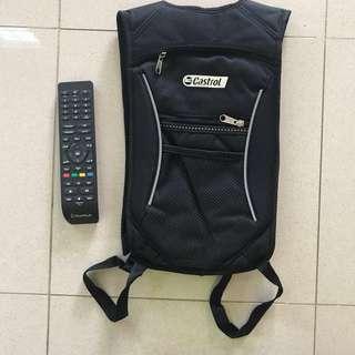 Brand New Castrol Black Bag for Sale