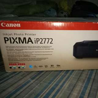 Canon Inkjet photo printer