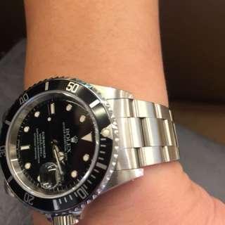 Rolex 16610 T25面 T頭