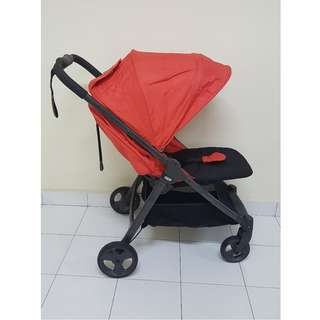 Mamas & Papas Armadillo Stroller (free car seat adapter)
