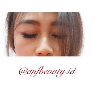 Sambung Bulu Mata (eyelash Extensions)