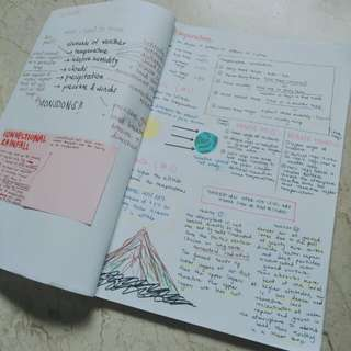 Pure Geog Weather + Climate notes