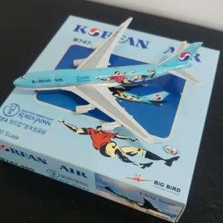 Aircraft Model Korean Air