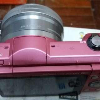 Kamera sony a5000